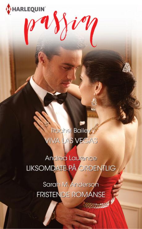 Harpercollins Nordic Viva Las Vegas/Liksomdate på ordentlig/Fristende romanse
