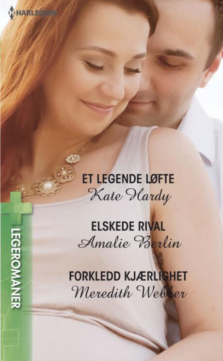 Harpercollins Nordic Et legende løfte/Elskede rival/Forkledd kjærlighet