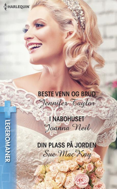Harpercollins Nordic Beste venn og brud/I nabohuset/Din plass på jorden