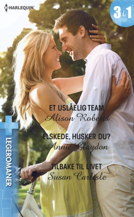 Harpercollins Nordic Et uslåelig team/Elskede, husker du?/Tilbake til livet
