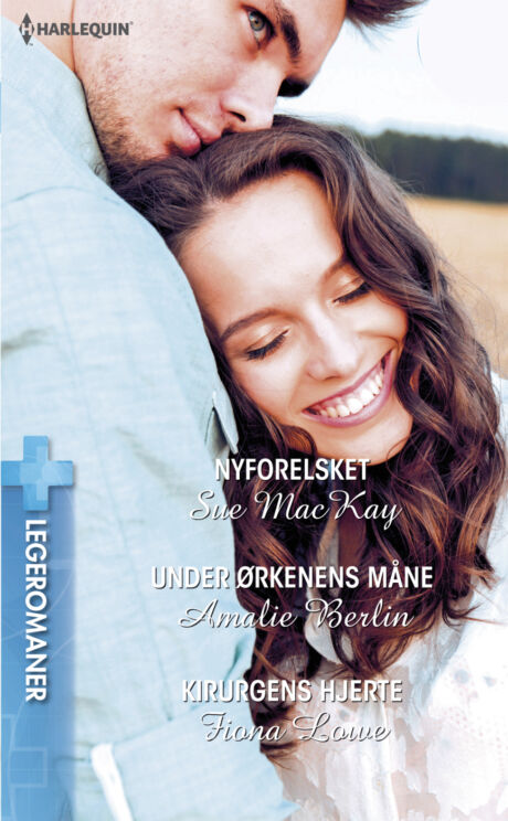 Harpercollins Nordic Nyforelsket/Under ørkenens måne/Kirurgens hjerte