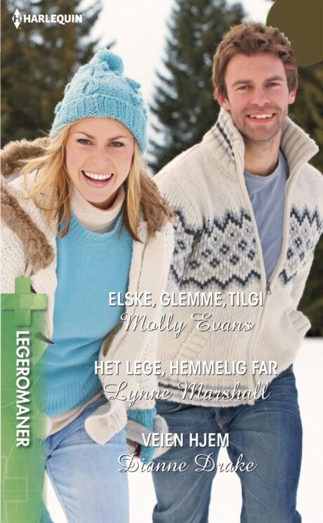 Harpercollins Nordic Elske, glemme, tilgi/Het lege, hemmelig far/Veien hjem