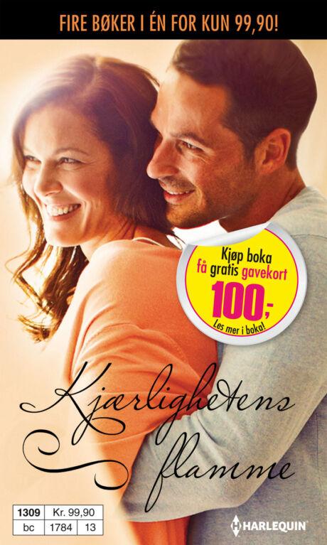 Harpercollins Nordic Kjærlighetens flamme
