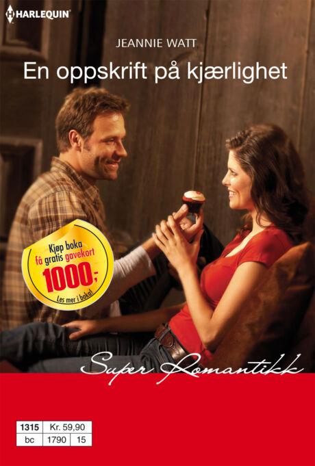 Harpercollins Nordic En oppskrift på kjærlighet