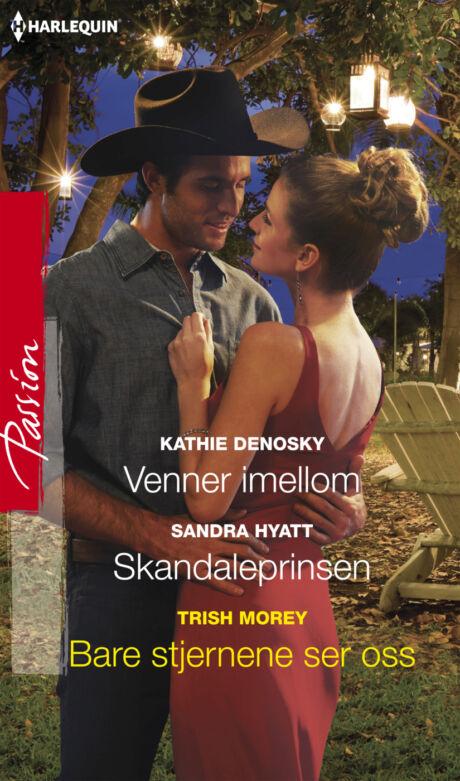 Harpercollins Nordic Venner imellom/Skandaleprinsen/Bare stjernene ser oss