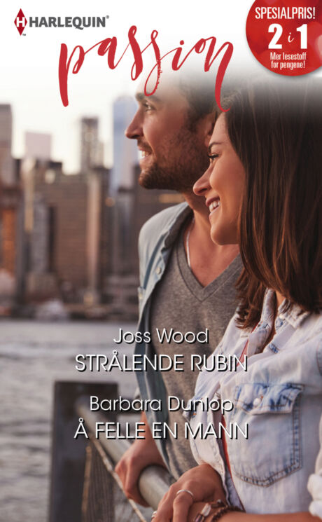 Harpercollins Nordic Strålende rubin/Å felle en mann