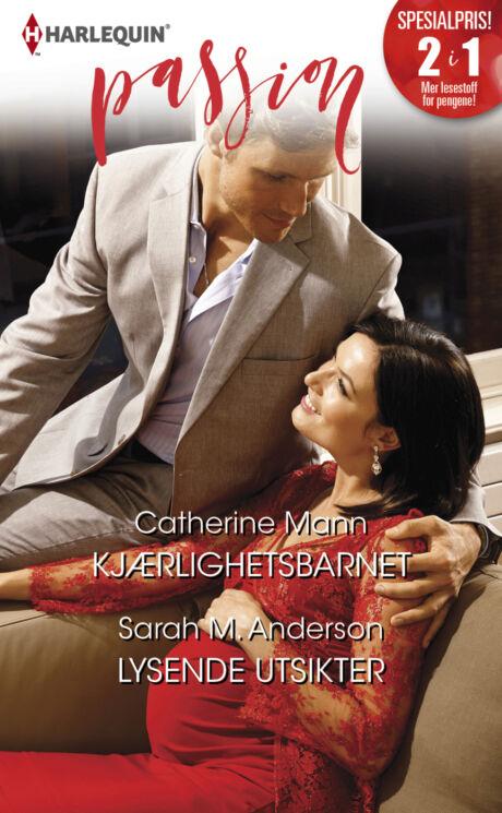Harpercollins Nordic Kjærlighetsbarnet/Lysende utsikter