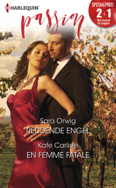 Harpercollins Nordic Reddende engel/En femme fatale