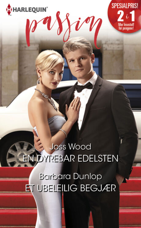 Harpercollins Nordic En dyrebar edelsten/Et ubeleilig begjær