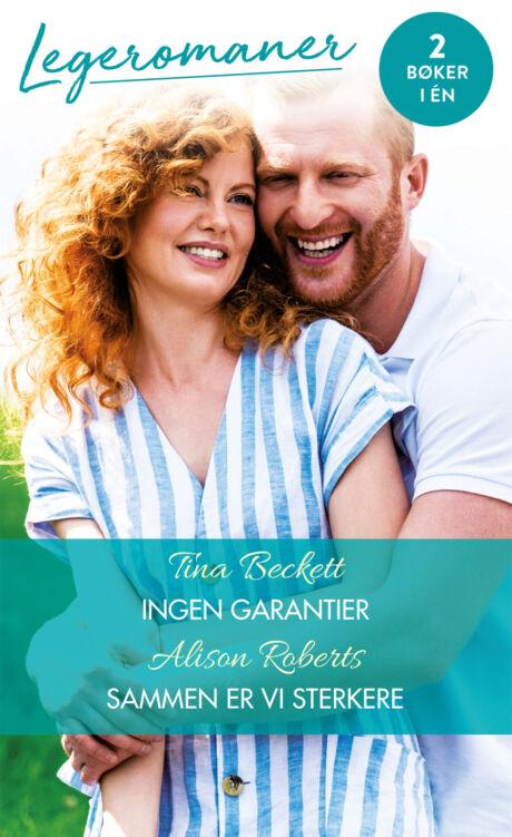 Harpercollins Nordic Ingen garantier/Sammen er vi sterkere