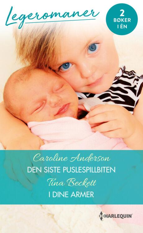 Harpercollins Nordic Den siste puslespillbiten/I dine armer