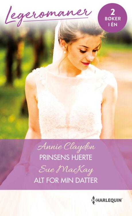 Harpercollins Nordic Prinsens hjerte/Alt for min datter