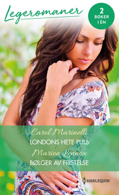 Harpercollins Nordic Londons hete puls/Bølger av fristelse