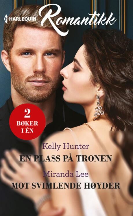 Harpercollins Nordic En plass på tronen/Mot svimlende høyder - ebook