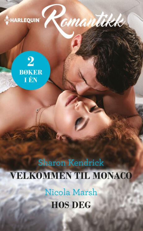 Harpercollins Nordic Velkommen til Monaco/Hos deg