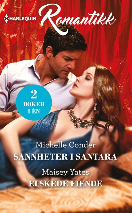 Harpercollins Nordic Sannheter i Santara/Elskede fiende