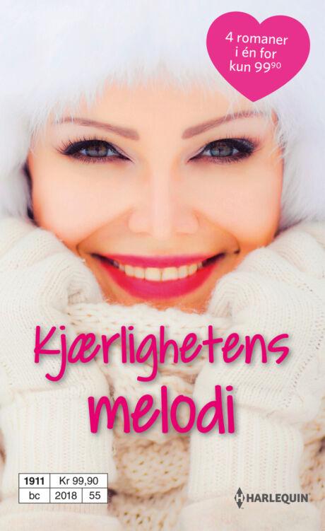 Harpercollins Nordic Kjærlighetens melodi