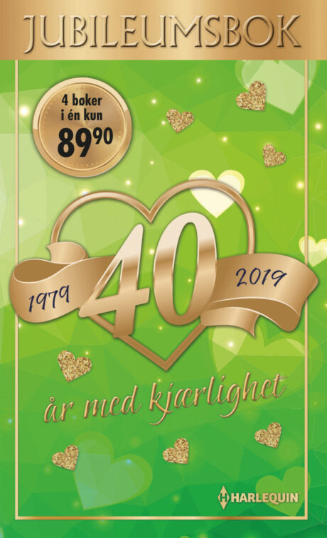 Harpercollins Nordic Jubileumsbok