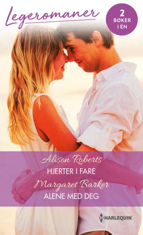 Harpercollins Nordic Hjerter i fare/Alene med deg