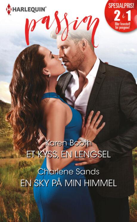 Harpercollins Nordic Et kyss, en lengsel/En sky på min himmel