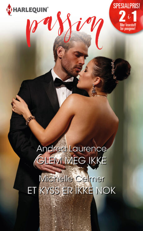 Harpercollins Nordic Glem meg ikke/Et kyss er ikke nok