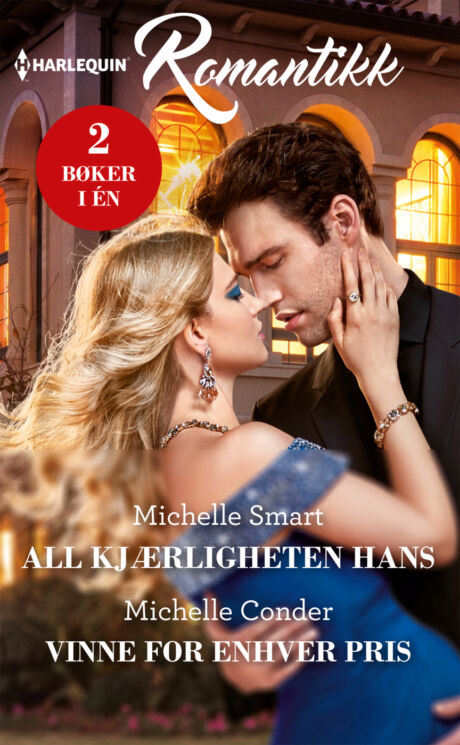 Harpercollins Nordic All kjærligheten hans/Vinne for enhver pris