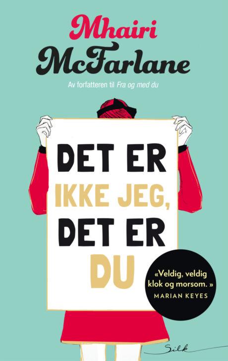 Harpercollins Nordic Det er ikke jeg, det er du