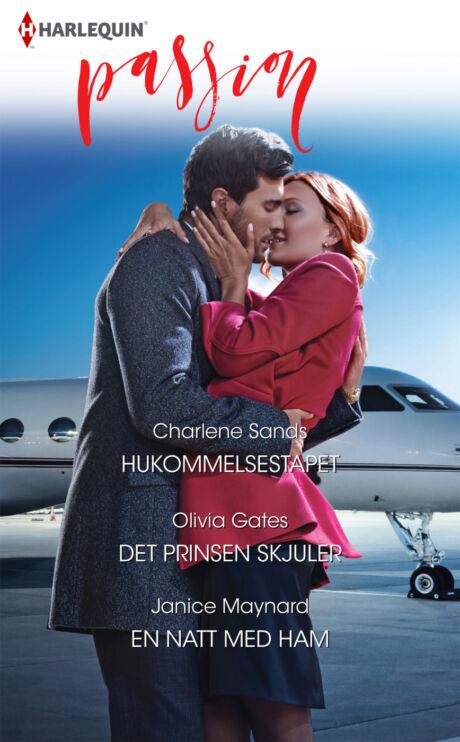Harpercollins Nordic Hukommelsestapet/Det prinsen skjuler/En natt med ham