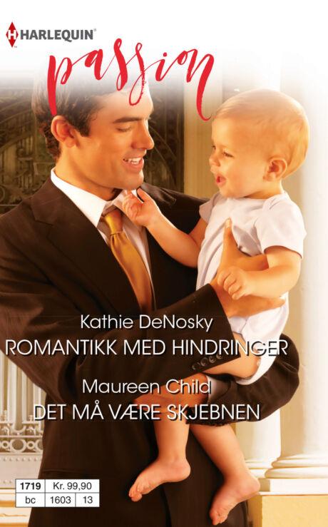 Harpercollins Nordic Romantikk med hindringer/Det må være skjebnen