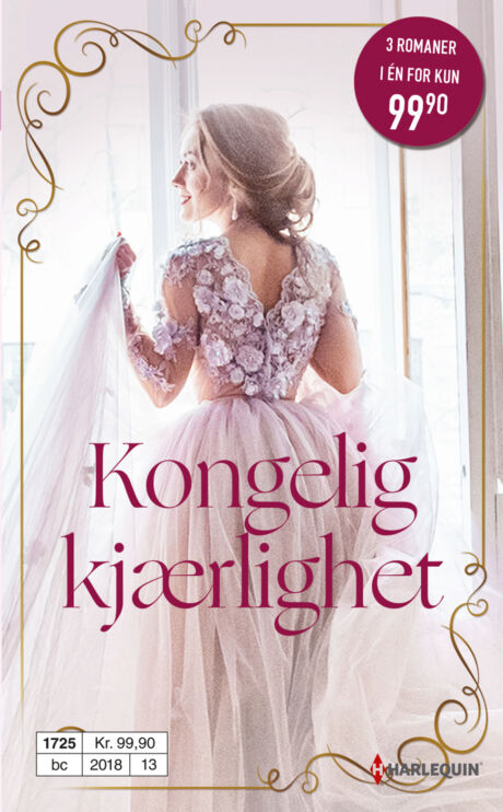 Harpercollins Nordic Kongelig kjærlighet