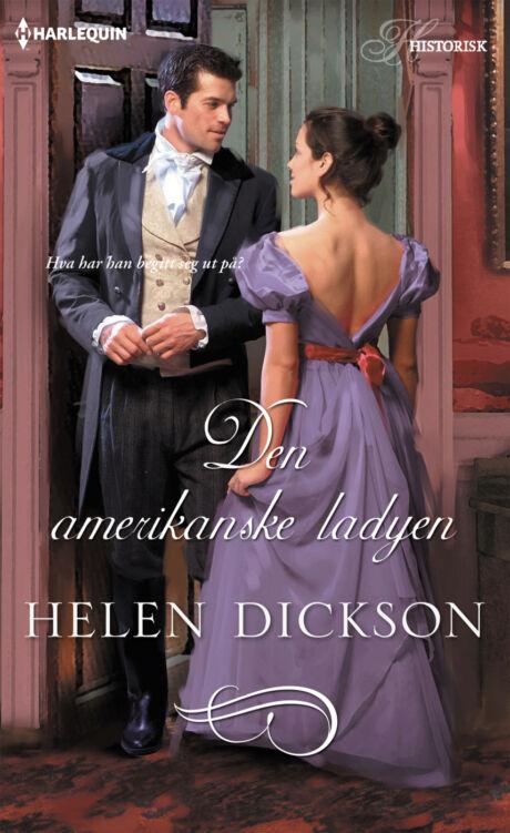 Harpercollins Nordic Den amerikanske ladyen