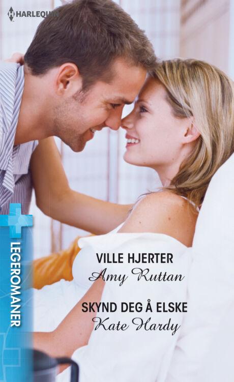 Harpercollins Nordic Ville hjerter/Skynd deg å elske