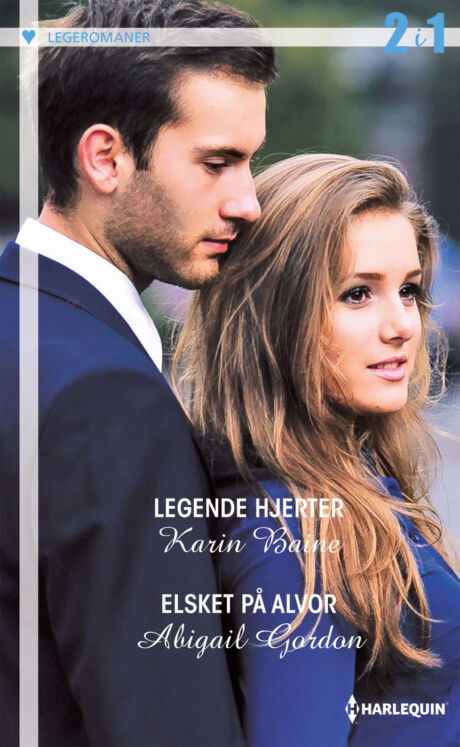 Harpercollins Nordic Legende hjerter/Elsket på alvor