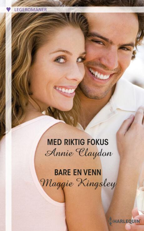 Harpercollins Nordic Med riktig fokus/Bare en venn
