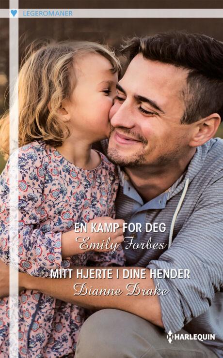 Harpercollins Nordic En kamp for deg/Mitt hjerte i dine hender - ebook