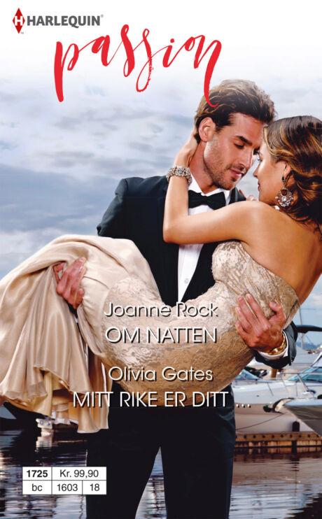 Harpercollins Nordic Om natten/Mitt rike er ditt ...