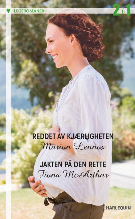 Harpercollins Nordic Reddet av kjærligheten/Jakten på den rette - ebook