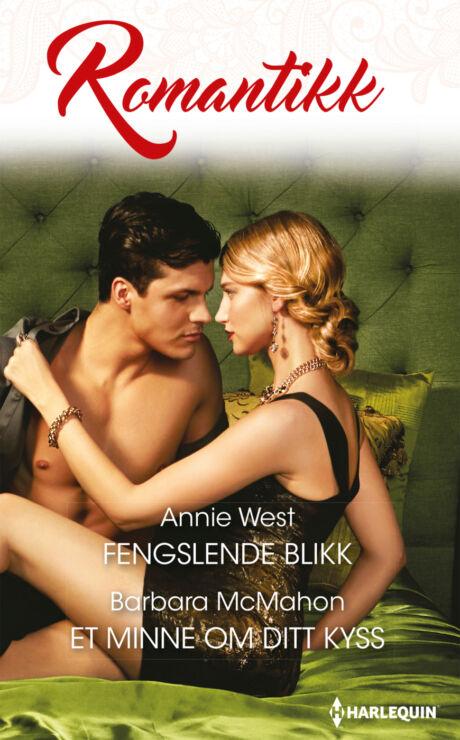 Harpercollins Nordic Fengslende blikk/Et minne om ditt kyss - ebook
