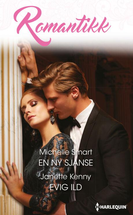 Harpercollins Nordic En ny sjanse/Evig ild - ebook