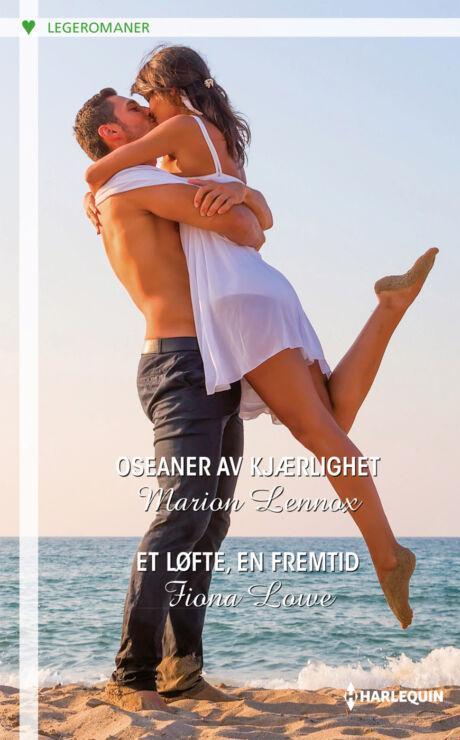 Harpercollins Nordic Oseaner av kjærlighet/Et løfte, en fremtid