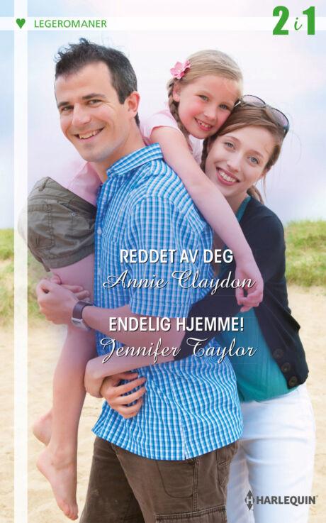 Harpercollins Nordic Reddet av deg/Endelig hjemme! - ebook