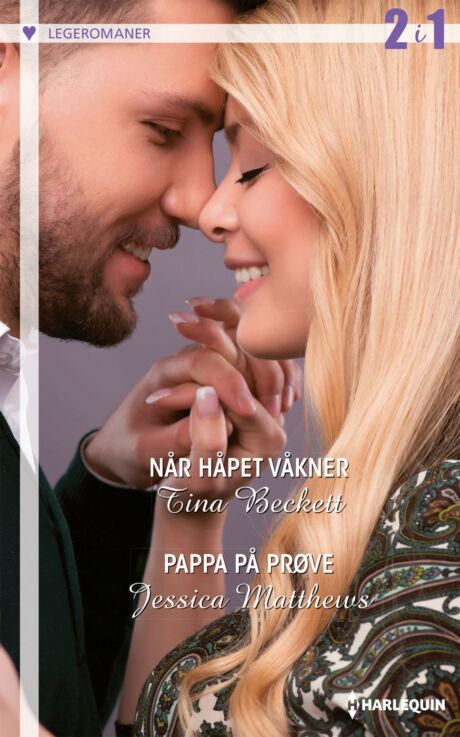 Harpercollins Nordic Når håpet våkner/Pappa på prøve