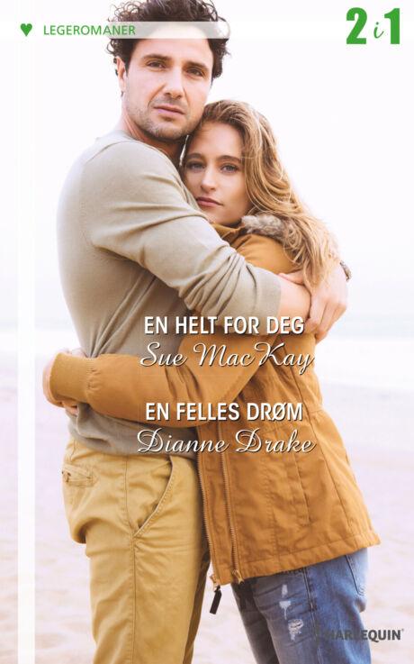 Harpercollins Nordic En helt for deg/En felles drøm - ebook