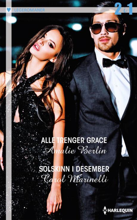 Harpercollins Nordic Alle trenger Grace/Solskinn i desember