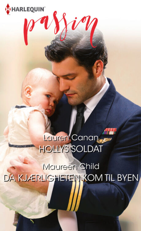 Harpercollins Nordic Hollys soldat/Da kjærligheten kom til byen