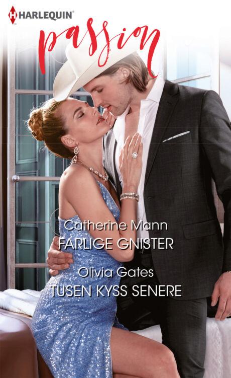 Harpercollins Nordic Farlige gnister/Tusen kyss senere