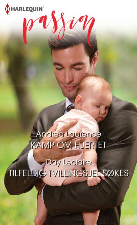 Harpercollins Nordic Kamp om hjertet/Tilfeldig tvillingsjel søkes