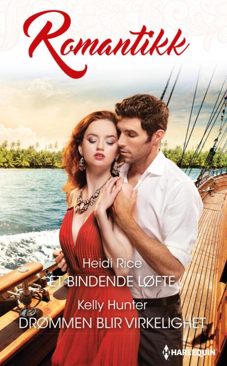 Harpercollins Nordic Et bindende løfte/Drømmen blir virkelighet - ebook