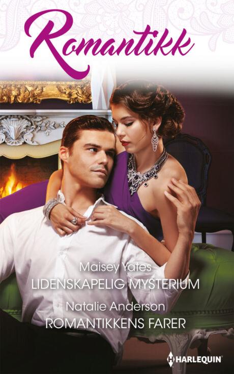 Harpercollins Nordic Lidenskapelig mysterium/Romantikkens farer