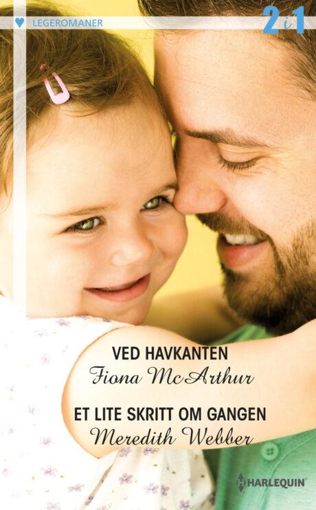 Harpercollins Nordic Ved havkanten/Et lite skritt om gangen